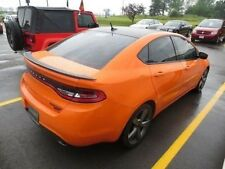 #5453M PAINTED FACTORY STYLE SPOILER fits the 2013 2014 2015 2016 DODGE DART
