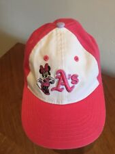 Minnie Mouse Angels MLB CHILD Pink/White Cap Hat