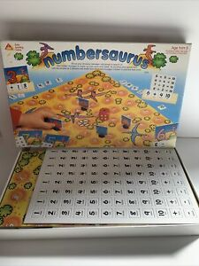 ELC Numbersaurus Sums Maths Home Learning Game Age 5+ Dinosaur and Maths (700)