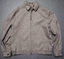 Empire Clothing Jacket Size XL 46 Reg Wool Montreal Canada M.S. McClellan New