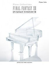 FINAL FANTASY XIII Piano Collections Piano Solo Sheet music book Japan