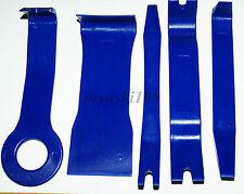 5pcs Auto Trim Remover Clip Set pannelli Automotive Strumento Corriere Carrozzeria Auto Furgone Set