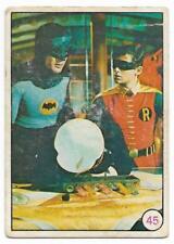 1967 Scanlens Batman BAT LAFFS  # 45 ****
