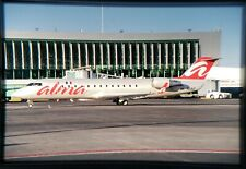 ALMA- CRJ-200 - ORIGINAL AIRCRAFT SLIDE ¡¡VERY RARE!!