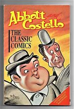 ABBOTT & COSTELLO, THE CLASSIC COMICS  #1 in N/M condition