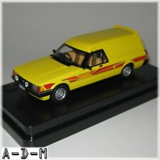 Ford XD Falcon Sundowner Panel Van Yellow TRAX TR70C 1:43 SCALE Diecast Model