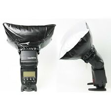 Diffusore per Flash Softbox x Canon Speedlite 600EX-RT 580EX II 430 EX II 320EX