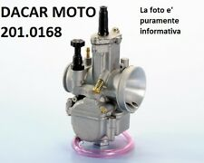 201.0168 CARBURATEUR D.28 POLINI GILERA : DNA 50 - EASY DÉPLACEMENT 50