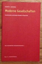 Moderne Gesellschaften Sozialstruktur Sozialer Wandel in Österreich - Reiterer