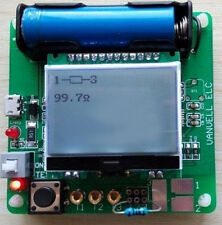 Mega328 ESR Meter Transistor Tester Diode Triode Capacitance MOS/PNP Practical