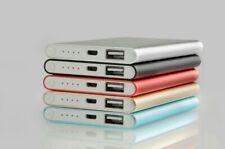 Ultrathin 12000/20000mA Portable USB External Battery Charger Power Bank portabl