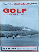 Betchworth Park Golf Club Dorking Surrey: Golf Illustrated 1968