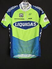 SMS Santina Cannonade Liquidgas Cycling Jersey Shirt  Men's M (44/46) Italy CH