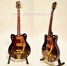 Mini Guitar George harrison country gentleman BEATLES chitarra miniature handmad