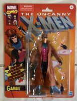 Marvel Legends The Uncanny X-Men Marvel Retro Collection Action Figure Gambit