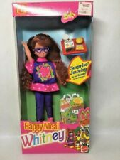 Happy Meal Whitney #11476 NIB c.1993  Has surprise jewelry included.  (JM25)