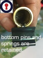 Lock Sport  pinning shoe for 5 pin Euro cylinders 1st P&P