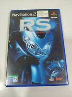 Rs Riding Spirits - PLAYSTATION 2 Set para Ps2 - 3T