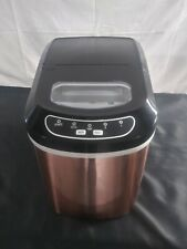 Northair Ice Maker Hzb-12/Sa-Copper (Untested - For Parts Only)