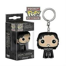 Funko - Game of Thrones Jon Snow Pop! Vinyl Action Figure Key Chain New In Box
