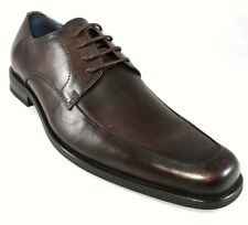 NIB STEVE MADDEN RADDLEY OXFORD LEATHER LACE UP CLASSIC DRESS Men's SHOES 9 42