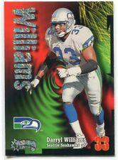 1998 SkyBox Thunder Rave 48 Darryl Williams 108/150