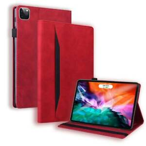 For iPad 10.2 9.7 Air Pro Mini 2 3 4 5 Case Leather Flip Stand Shockproof Cover