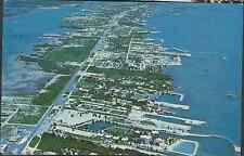 MARATHON, FLORIDA KEYS AERIAL   photo by Ralph Schuurman (FL-M)