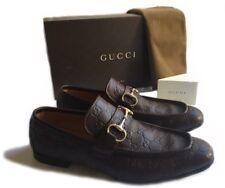 GUCCI originali scarpe mocassino mod. Guccissima Horsebit numero 44