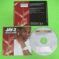 CD Singolo JAY-Z THE CITY IS MINE 1998 ROCK A FELLA RECORDS 314 568 592-2 (S33)