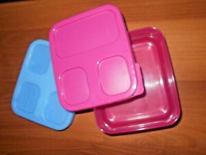 Rubbermaid Blue Ice Pack with Lunch Container