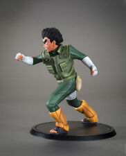Collections Anime Figure Toy Naruto Rock Lee Figurine Statues 15cm In Box