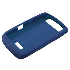 Original BlackBerry Storm Thunder 9530 9520 9500 Blue Rubber Skin Silicone Case