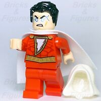 New Super Heroes LEGO® Shazam with Hood Minifigure DC from 30623 76120 Shazam!