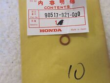 NOS Honda OUTBOARD MOTOR B75 FUEL TANK JOINT TUBE WASHER 90517-921-000