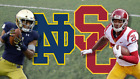 Notre Dame USC, 2 Football Tickets, seats side-by-side, Oct 23, 2021