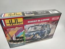 Heller Maquette 80700 Renault R8 Gordini 1/24