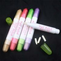 Women's Nail Art Corrector Pen Correction Mistakes Polish Remover Varnish Pens S