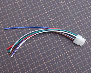 Speaker output HI Input Cable harness For SKAR AUDIO SK-M4004D CAR AMPLIFIER