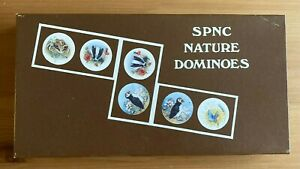 ABYDOS VINTAGE SPNC NATURE DOMINOES