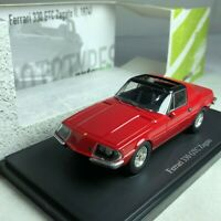 1/43 Autocult Ferrari 330 GTC Zagato Red Ltd 333 pcs #06032
