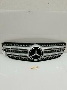 2017 2018 2019 Mercedes GLS350 GLS450 GLS550 Front Grille W/ Emblem Complete