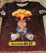 Blasted Billy Fully Sublimated Custom Limited T-shirt ***/100 SIZE: Large