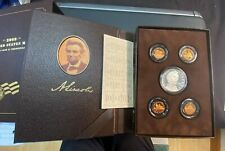 2009 Lincoln Coin & Chronicles Set Perfect, Easily Best Price on Ebay CHN
