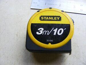 STANLEY 3m /10ft TAPE MEASURE. (10558)