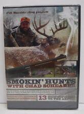 Smokin Hunts with Chad Schearer DVD