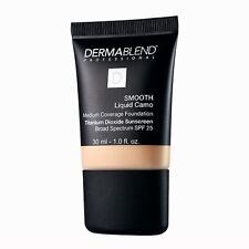 Dermablend Smooth Liquid Camo Foundation in Linen - NIB