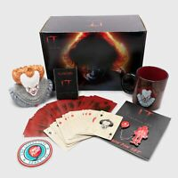 CultureFly NEW IT Chapter 2 Collector's Box - Planter, Cards, Mug, Pin, Patch