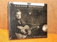 John Mellencamp Plain Spoken From The Chicago Theater (DVD/CD, 2017, 2-Disc) NEW