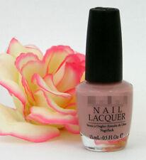 Opi Nail Polish Lacquer Dulce de Leche .5 oz Nude Natural Tan French Manicure